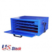 US Stock 110V 800W 4 Layers Screen Printing Drying Cabinet Exposure size 60cm x 60cm Screen Press Warming Machine