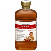 Repone Liquid Suero Apple Flavour Paediatric Electrolyte Solution, 1000ml
