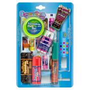 Expressions Girl Soda Shop Lip 4-Piece Lip Set - Lip Gloss & Lip Balm