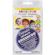 Snazaroo Face Paint 18ml-Purple