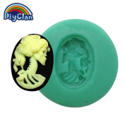 silicone mould skeleton chocolate candy mould kitchen baking