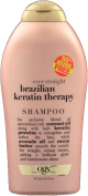 OGX Ever Straight Brazilian Keratin Therapy Shampoo 580ml