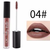 Lipstick,Rosiest Long Lasting Waterproof Lip Liquid Matte Pencil Lipstick Lip Gloss