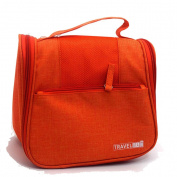 Makeup Bag, Hunzed Travel Portable Toiletry Wash Cosmetic Makeup Storage Bag Case Organiser Holder