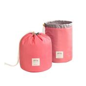 Makeup Bag, Hunzed Waterproof Travel Dresser Toiletry Pouch Polyster Cosmetic Makeup Storage Bag Case Organiser Holder