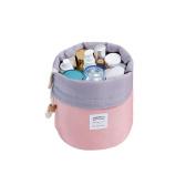 Makeup Bag, Hunzed Jewellery Wash Hanging Cosmetic Toiletry Makeup Travel Storage Bag Case Organiser Holder