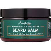 SheaMoisture Men Maracuja Oil & Shea Butter Beard Balm, 120ml