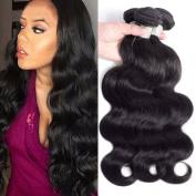 BK Beckoning Hair Body Wave Bundles 16 18 50cm 7A Brazilian Virgin Hair Body Wave 3 Bundles Natural Colour Unprocessed Human Hair Extensions Mink Brazilian Remy Human Hair Weave