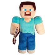 Minecraft 30cm Steve Plush Stuffed Toy
