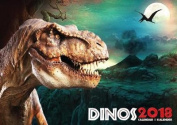 Dinosaurs 2018 Calendar