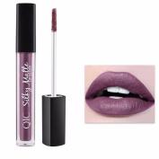 Long Lasting Waterproof Liquid Lip Matte Pencil, CSSD Lipstick Lip Gloss