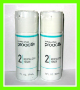 2Pc - Proactive Revitalising Toners - Travel / Trial sz - 1fl oz / 30mL (each) - FRESH