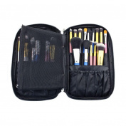 Cosmetic Bag,Hunzed Makeup Brush Bag Cosmetic Tool Make Up Bag Travel Brush Organiser Holder Pouch Pocket Kit