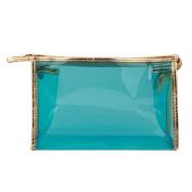 Makeup Bag, Hunzed Waterproof Cosmetic Makeup Travel Storage Bag Case Organiser Holder