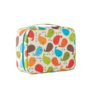 Women Toiletry Bag, Lotus.flower Cosmetic Washable Hanging Toiletry Case Makeup Travel Storage Bag