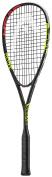 HEAD Cyber Pro Squash Racquet, Strung
