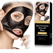 Blackhead Remover Mask, CieKen Remove Mineral Mud Blackhead Pore Cleansing Cleaner Removal Mask Membranes, Smoothen Fine Lines & Eliminate Blemishes