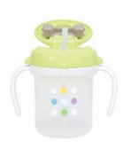 Combi Baby Drinking Bottle Step 4 Light Green