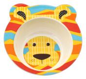 Tar Hong Children's Melamine Lion Bowl