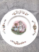Beatrix Potter Tom Kitten Plate by Royal Albert Bone China Plate