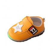 Vmree Toddler Sport Shoes Autumn Running Baby Shoes Boys Girls Luminous Sneakers