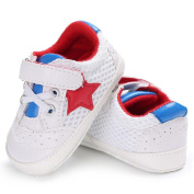 WeiYun Stars Baby Walkers Baby Shoes Sneakers Princess Soft Sole Shoes Toddler Casual Shoes