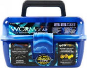 South Bend Wormgear Tackle Box-88 Piece