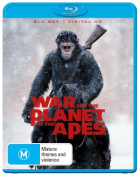 War for the Planet of the Apes  [Region B] [Blu-ray]