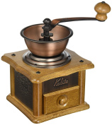 Kalita Copper Plate Mill Hand Coffee Grinder AC-1 (japan import) by Unknown