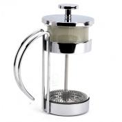 Coffee Press, Small Glass Pressed Milk Tea Maker Hot