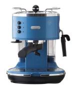DeLonghi ICONA espresso / cappuccino maker (Azzurro blue) ECO310B