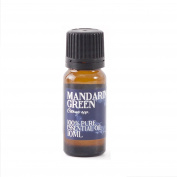 Mystic Moments   Mandarin Green Essential Oil - 10ml - 100% Pure