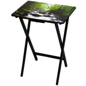 Oriental Furniture River of Life TV Tray