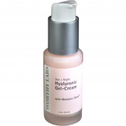 Worthy Hyaluronic Acid Gel Cream Facial Moisturiser. Anti-Ageing Face Lotion Infused With 100% Organic Aloe Vera,30ml