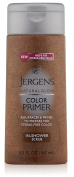 Jergens Natural Glow Colour Primer In-Shower Scrub, 160ml + FREE Luxury Luffa Loofah Bath Sponge On A Rope, Colour May Vary
