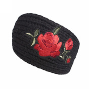 DORIC Women Fashionable Headwrap Knit Headband
