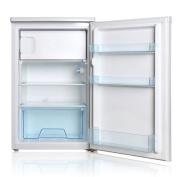 Igenix IG350R Under Counter Fridge with 4* Ice Box/Versatile Reversible Door and Adjustable Thermostat, 50 cm - White