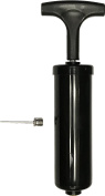"7"" Hand Pump Air Inflator for Sports Balls & Stability Discs, Needle Included"