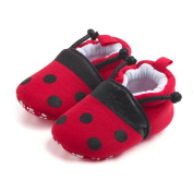 YJYdada Baby Winter Cotton Soft Sole Shoes Insect Soft Slippers First Walkers Shoes Warm (12