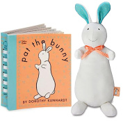 Pat the Bunny Book Deluxe Edition & Large Plush Gift Set