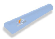 Toddler Bed Rail by SleepRail - Best Non-Slip Sleep Guard for Kids Portable Foam Pad FREE Pillowcase limited time - Safety Mattress Bumper Ideal for Transitions, Camping, Bunk