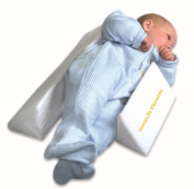 HomeLife Elements Infant Sleep Pillow Support Wedge,Adjustable Width