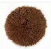 EBTOYS Baby Photography Props Fur Quilt Photographic Mat Newborn Photography Wraps Blanket-Dark Green