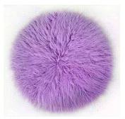 EBTOYS Baby Photography Props Fur Quilt Photographic Mat Newborn Photography Wraps Blanket-Purple