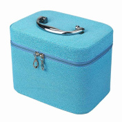 Makeup Bag, Hunzed 2PC Multifunction Cosmetic Makeup Bag Travel Storage Bag Case Organiser Holder Pouch Toiletry