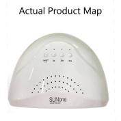 Nibito Sunone LED UV Nail Gel Curing Lamp Light Nail Gel Polish Dryer Nail Art Machine