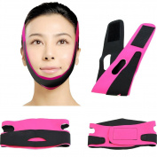 2016 Chin Cheek Slim Lift Up Anti Wrinkle Mask Strap Band V Face