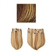 Put On Pieces Clip-in Extensions Straight 2pc. Golden Walnut