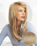 10 pc Straight by Put On Pieces Hair Extensions,Sandy Blonde