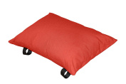 Polyester Pillow (Cherry Red)